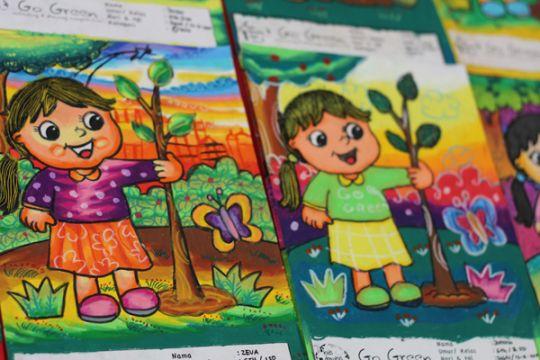 Maksimalkan Talenta Menggambar Mewarnai Si Buah Hati Solusi Pendidikan Kesekolah Com