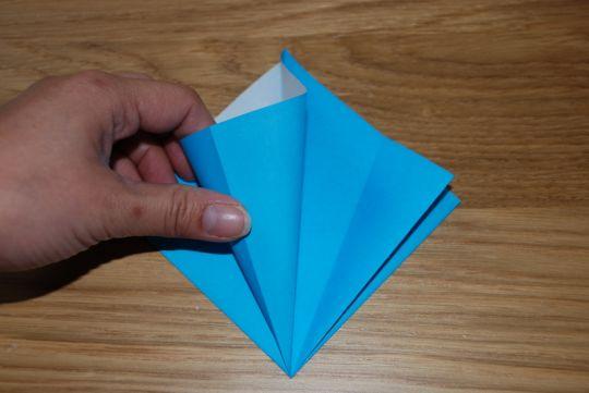 Cara membuat origami tulip origami tulip and stem - YouTube | 361x540