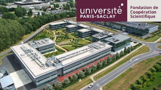 Total 10.000 di universite paris-saclay, prancis - paris-region.com