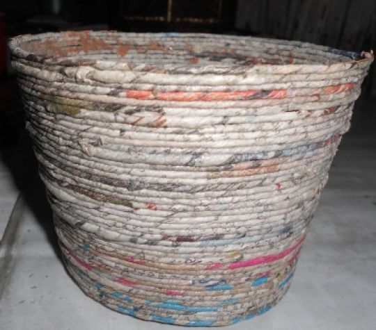Membuat Vas Bunga Dari Kertas Koran Tutorial Lain Lain Kesekolah Com