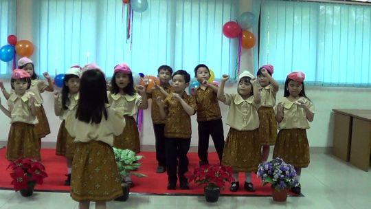 Manfaat Gerak Dan Lagu Bagi Anak Anak Paud Artikel Pendidikan Kesekolah Com