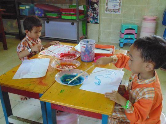 Jenis Manfaat Dan Contoh Permainan Anak Paud Artikel Pendidikan