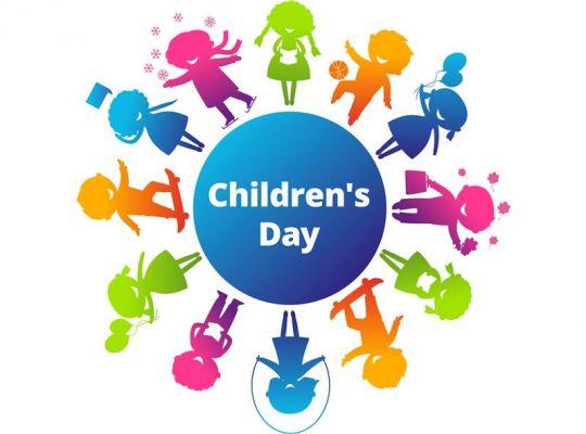 Sejarah hari Anak internasional