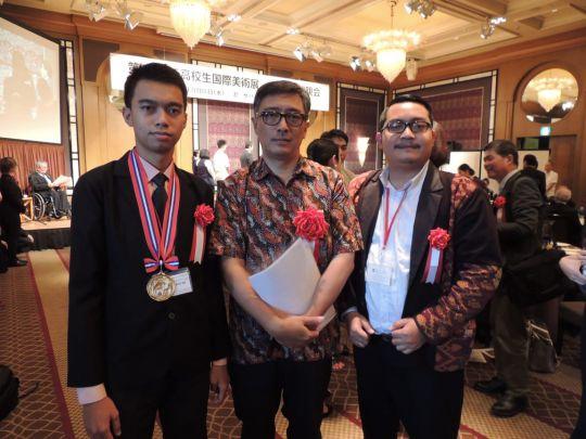 siswa-indonesia-raih-emas-di-ajang-festival-seni-internasional