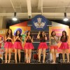 Performance Tina with D girls @ Kihajar Menuju GenPres bersama Depdiknas