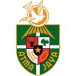 logo universitas katolik indonesia atma jaya