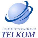 Logo Sekolah Tinggi Teknologi Telkom