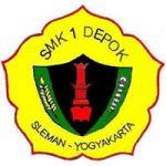 Logo SMKN 1 Depok