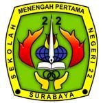 logo smpn 22 surabaya