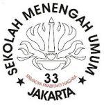 logo sman 33 jakarta
