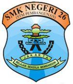 Logo SMKN 26 Jakarta
