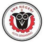 Logo SMK (STM) N 3 Semarang