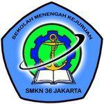 Logo SMKN 36 Jakarta Utara