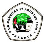 Logo Universitas 17 Agustus 1945 Jakarta