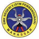 Logo SMKN 5 (STM Pembangunan) Makassar