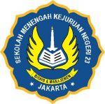 logo smkn 23 jakarta utara