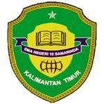 logo sman 10 samarinda