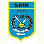 Logo SMKN 48 Jakarta