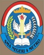 logo sman 4 metro