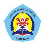 Logo SMPN 5 Semarang