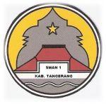 Logo SMAN 1 Kabupaten Tangerang