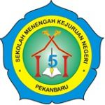 Logo SMKN 5 Pekanbaru