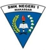 Logo SMKN 1 Makassar