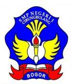 Logo SMPN 1 Cibungbulang