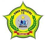 Logo SMAN 13 Medan