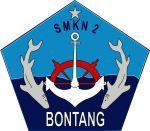 Logo SMKN 2 Bontang