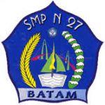 Logo SMPN 27 Batam