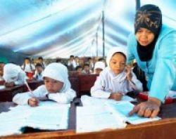 Proses Belajar-Mengajar di Padang Mulai Normal