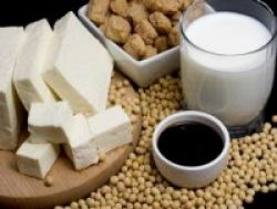 Susu Kedelai Bebas Kolesterol