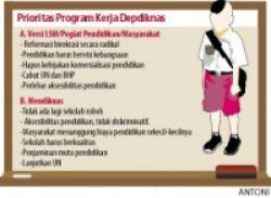 Reformasi Pendidikan Nasional