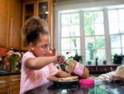 Sarapan Bikin Anak-Anak Lebih Langsing
