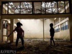 Lagi, Rehabilitasi Bangunan SD Tidak Standar