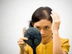 Terobsesi Menjadi Kurus Bisa Bikin Rambut Rontok