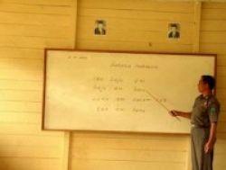 Guru di Perbatasan Mendapat Prioritas