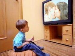 Televisi Berdampak Buruk bagi Anak