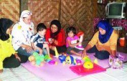 Sulitnya Menangani Anak-Anak Berkebutuhan Khusus