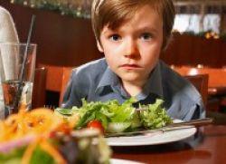 Tangkal Autis Lewat Terapi Makanan
