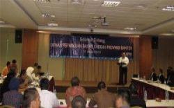 UPH Angkat Banten ke Pentas Dunia