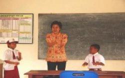 Mayoritas Guru Belum Terapkan Pendidikan Karakter