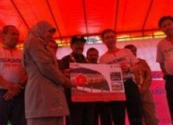 Gandeng Mitra Diler, Telkomsel Bangun Kembali Lima Sekolah Korban Gempa
