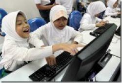 200 SD Menuju Sistem Pendidikan Canggih. 132 Sekolah Percontohan Juga Disiapkan
