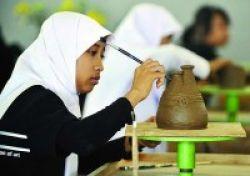 2014, 70 Persen Lulusan SMK Terserap Pasar Kerja