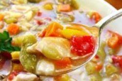 Sehat dan Langsing dengan Sup