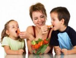 Trik Memancing Selera Makan Anak