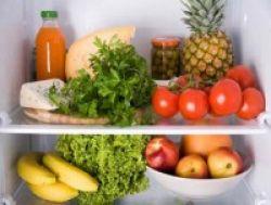 Agar Makanan di Kulkas Tak Beracun