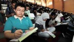 Seribu Polisi Kawal Soal Ujian Nasional di Jawa Barat